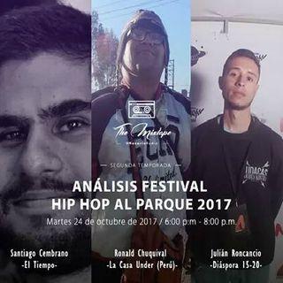 Balance Hip Hop al parque 2017