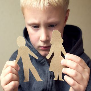 ¿Cómo afecta el divorcio a los hijos?