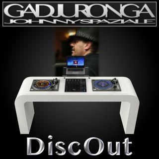 "Anteprima Uscita Album ""DiscOut"" Johnny Spaziale Gadjuronga"