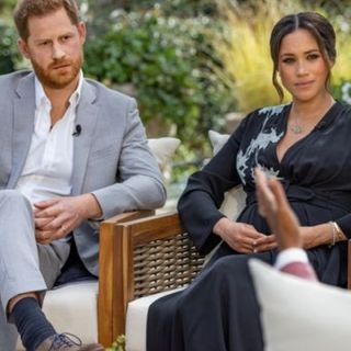 THE MAN BEHIND MANY EP13 TALKS Meghan markle and Prince Harry the Oprah interview