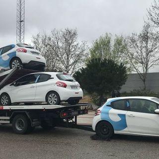 Adiós renting, adiós coches