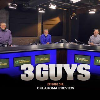 WVU Football: West Virginia at Oklahoma Preview (Episode 314)