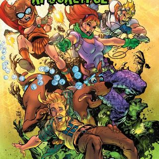 "Source Material #214 - ""Scooby Apocalypse"" 1-6 (DC, 2016)"