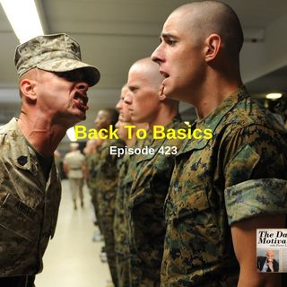 Back To Basics. Episode #423
