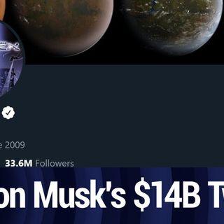 Elon Musk's $14 Billion Tweet | TWiT Bits