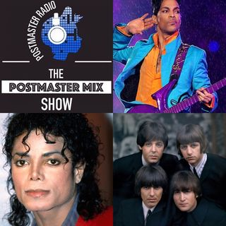The Postmaster Mix presents: Wicked Whammies, Postmaster Plays Prince, and more!