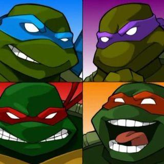 Hero Heads Podcast - Teenage Mutant Ninja Turtles