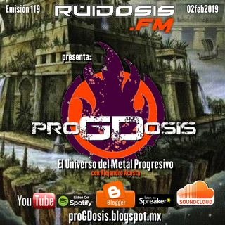 proGDosis 119 - 02feb2019 - Marco Ferrigno