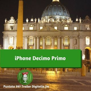 Trailer 397: iPhone decimo primo