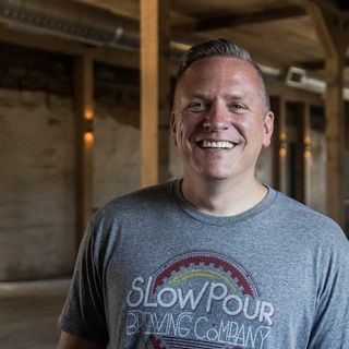 Slow Pour Brewing Founder John Reynolds Is My Guest Today