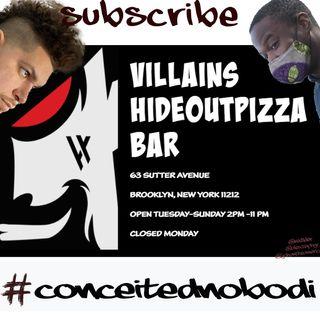 Special Location : Villains Hideout Inc.