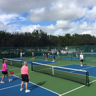 What is Pickleball University? Pickleball in Vero Beach, Florida.