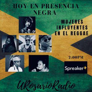 Mujeres influyentes en el Reggae