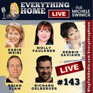 143 LIVE: Life Advice, Home, Digital Marketing, Biz Tips, Mental Performance