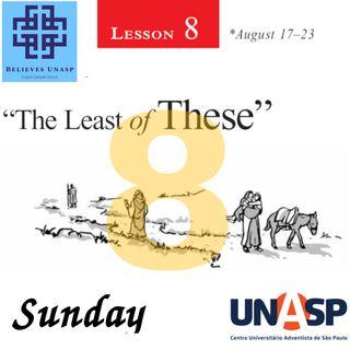 Sabbath School Aug-18 Sunday