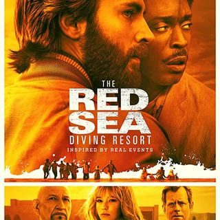 Coffee&Movie : The red sea diving resort