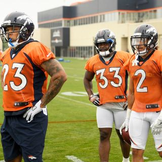 HU #165: Key takeaways from Week 1 of Broncos Camp | First depth chart analysis