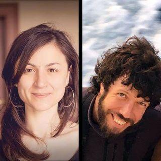 Nancy Porsia e Giacomo Zandonini - Storie al di là dei muri