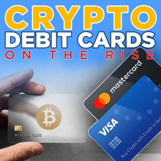 212. Mastercard & Visa Crypto Debit Cards on the Rise | Using Stablecoin USDC