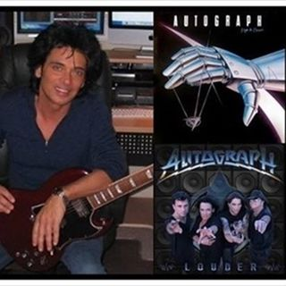 "INTERVIEW WITH STEVE LYNCH OF ""AUTOGRAPH"" ON DECADES WITH JOE E KRAMER"