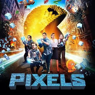 Damn You Hollywood: Pixels