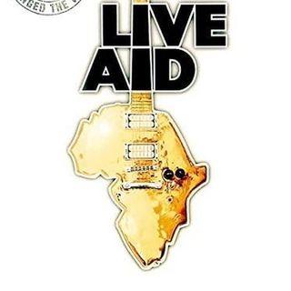 """Ricordiamo il """"Live Aid"""", ovvero il mitico concerto rock a scopo benefico tenutosi il 13 giugno del 1985...."""