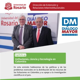 Licitaciones, ciencia y tecnología en Colombia