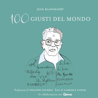"""Jean Blanchaert """"100 Giusti del mondo"""""""