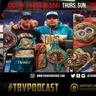 ☎️ Only Crawford Gives Canelo Alvarez Problems🤔Figueroa Unify's, Kinda🤷🏽♂️Charlo OK With B-Side❗️