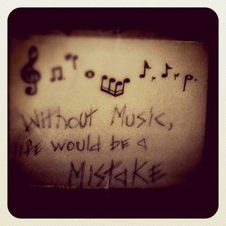 Senza Musica?