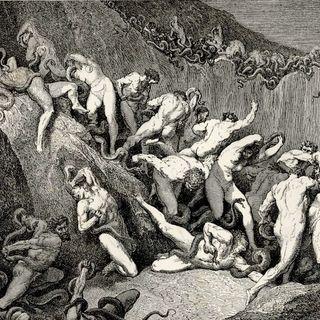 Inferno: Canto 24 - The Den of Snakes