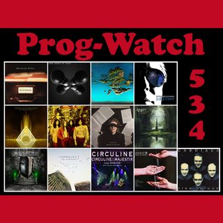 Prog-Watch 534 - Variety