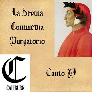 Purgatorio - canto XI - Lettura e commento