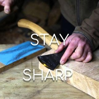 Stay Sharp - Morning Manna #2829