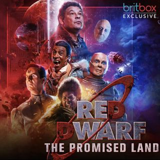 Fan Service Interview - BritBox Red Dwarf The Promised Land's Doug Naylor (August 2020)