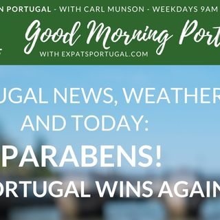 Parabens! as Portugal wins AGAIN as top tourism destination