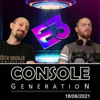 Le novità dall'E3 2021 - CG Live 18/06/2021