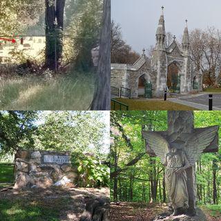 Ep. 407 - Haunted Cemeteries 20