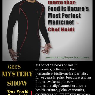 Gee's Mystery Show Episode 2 (COVID) Special Guest (Keidi Obi Awadu)