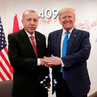 AntiCast 409 – Trump, Erdogan e o Curdistão Sírio