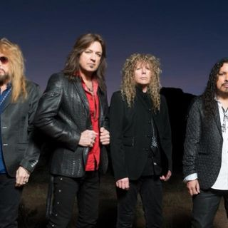 The Mighty STRYPER Return