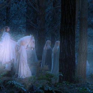 48. Gli elfi per Tolkien