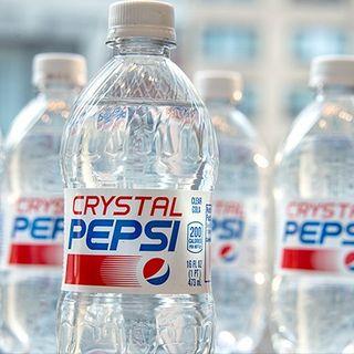 Snacktime! 24: Crystal Pepsi