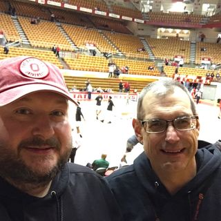 LIVE From St John Arena Previewing CSU at Ohio State