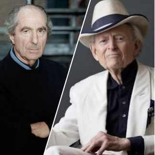 Tom Wolfe y  Philip Roth