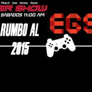 CYBERSHOW 121 Rumbo al Electronic Game Show
