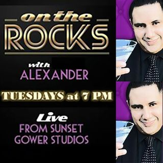 On the Rocks LIVE with Sean Carrigan / Sandra Valls / Paul Elia/ Artie O'Daly