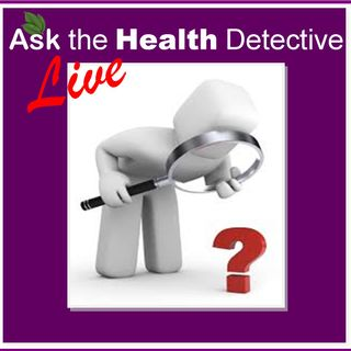 Health Detective LIVE - Interview with Dr Darrell Wolfe