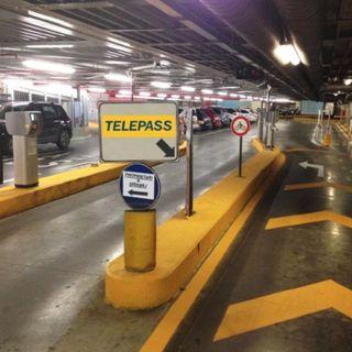 Il parcheggio Verdi diventa cashless, l'accesso si paga con il Telepass
