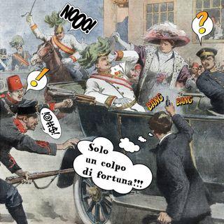 1914 - Prendi un complotto, trattalo male, avrai una guerra mondiale